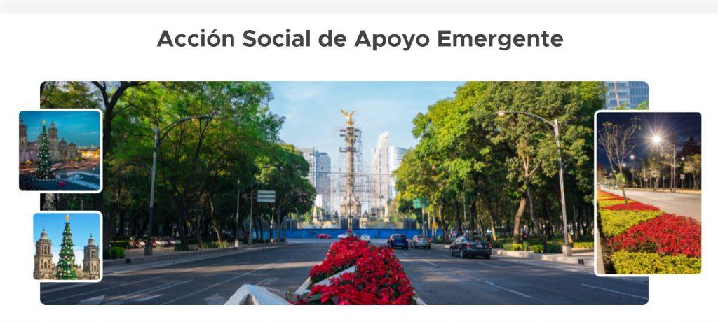 Apoyo emergente a restaurantes 2021 ciudad de mexico