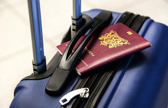 pasaporte y cedula profesional