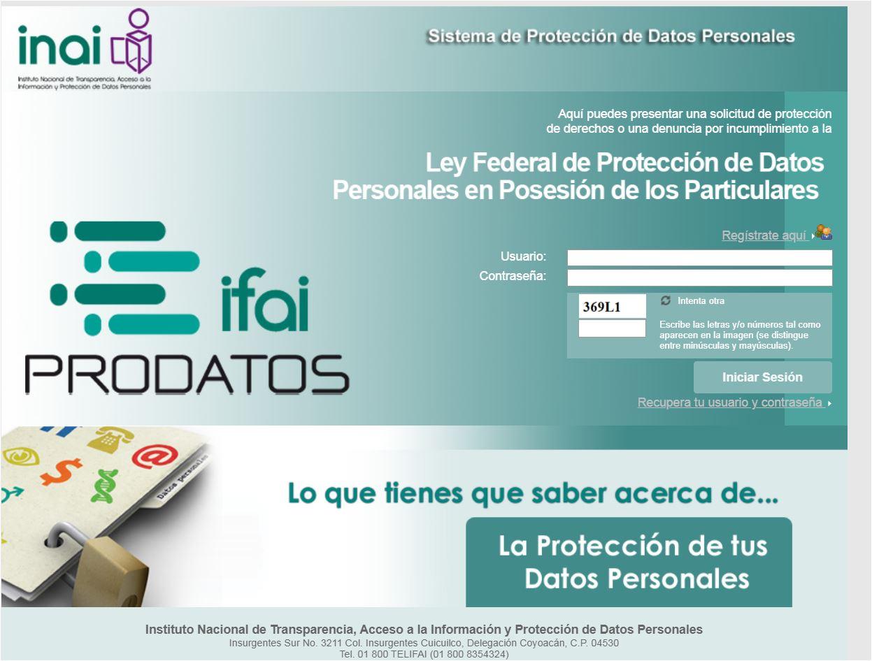 ifai prodatos mexico consulta